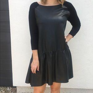 NWT Black Zara Dress